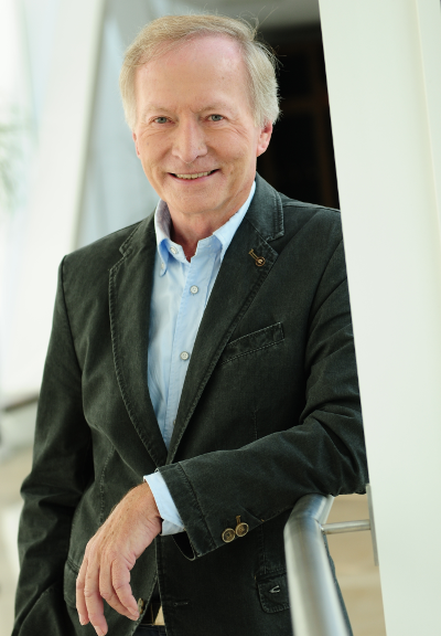 Dr. Werner Simon, CEO