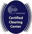 GS1 certified clearing center